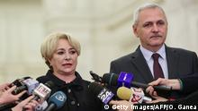 Rumänien Vasilica Viorica Dancila