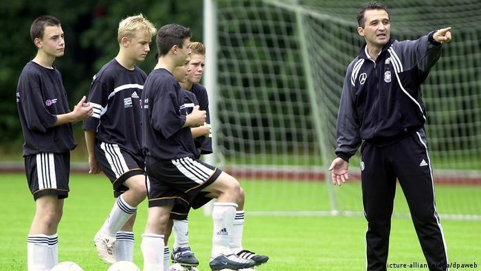 Deutschland Talentförderung beim DFB