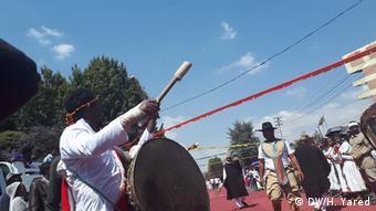 Äthiopien Epiphany fest
