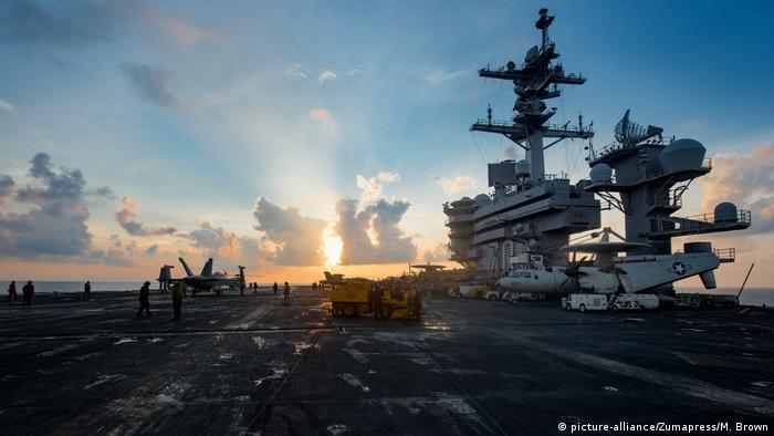 Estratégia de 'Defesa' dos EUA prioriza Rússia e China