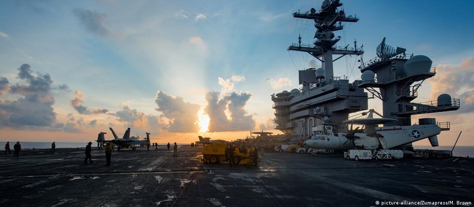Defesa americana muda foco de prioridades