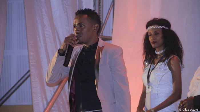 Äthiopien Addis Ababa Odaa Award Zeremonie