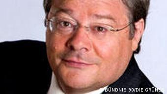 Reinhard Bütikofer Spitzenkandidat Europa BÜNDNIS 90/DIE GRÜNEN