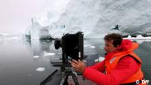 eco@afrika Photographing Greenland's vanishing glaciers