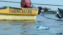 eco@afrika Plastic boats out of water bottles