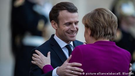 Макрон: Франції потрібна Німеччина для реформи ЄС