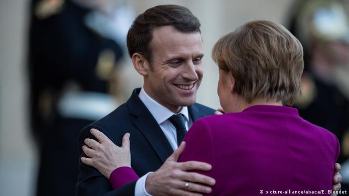 Without Germany's support, it would be practically impossible for Macron to implement his EU and eurozone reforms