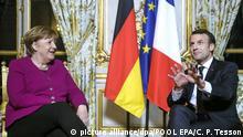 Ein Vertrag Für Den Zusammenhalt Der Eu Aktuell Europa Dw