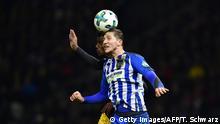 1. Bundesliga 19. Spieltag | Hertha BSC - Borussia Dortmund | Vladimir Darida & Alexander Isak