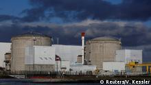 Frankreich Schließung Atomkraftwerk Fessenheim