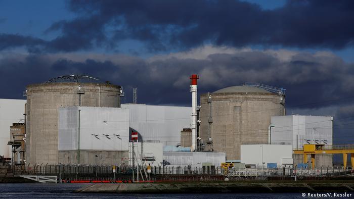 Elektrownia Fessenheim kończy stopniowo działalność