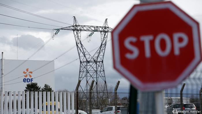 Frankreich Schließung Atomkraftwerk Fessenheim (Reuters/V. Kessler)