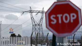 πυρηνικό εργοστάσιο / Φεσενέμ / Γαλλία