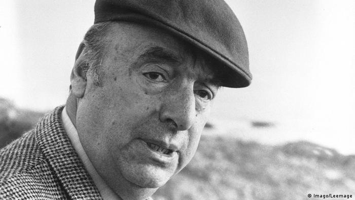 Santiago du Chili 1972 Schriftsteller Pablo Neruda (Imago/Leemage)