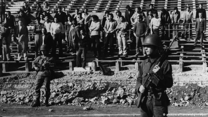 Chile: 1973 military coup (picture-alliance/akg-images)