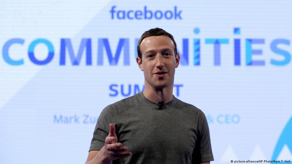 Facebook faces $5 billion fine over privacy violations