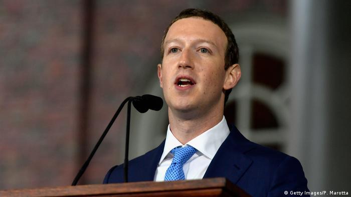 Цукерберга викликають для свідчень у британський парламент