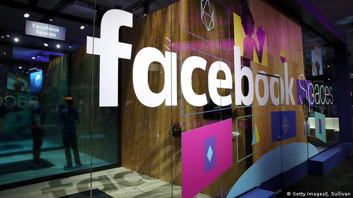 Facebook F8 Conference (Getty Images/J. Sullivan)