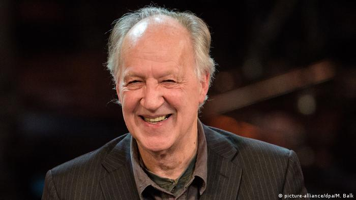Cineasta alemão Werner Herzog