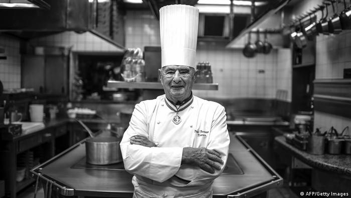 Paul Bocuse, o cozinheiro do século, morre aos 91 anos