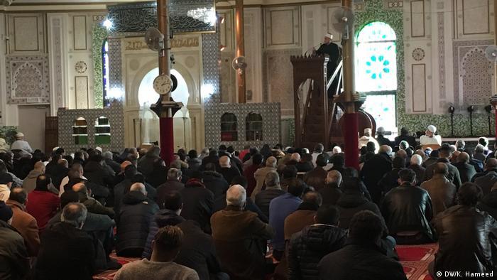Große Moschee in Brüssel (DW/K. Hameed)