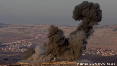 Курди заявляють про загибель цивільних внаслідок бомбардувань турецької авіації