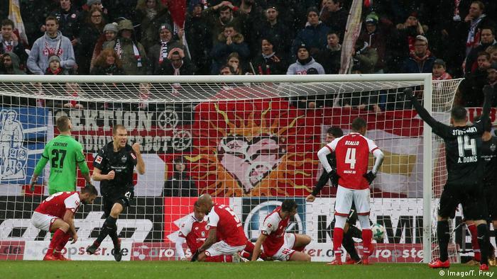 1. Bundesliga FSV Mainz 05 gegen VfB Stuttgart