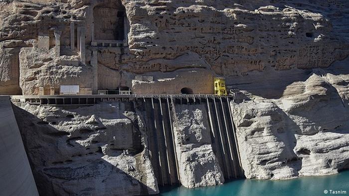 Wassermangel im Iran (Tasnim)