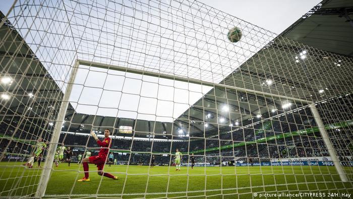 1. Bundesliga: VfL Wolfsburg vs Eintracht Frankfurt (picture-alliance/CITYPRESS 24/H. Hay)
