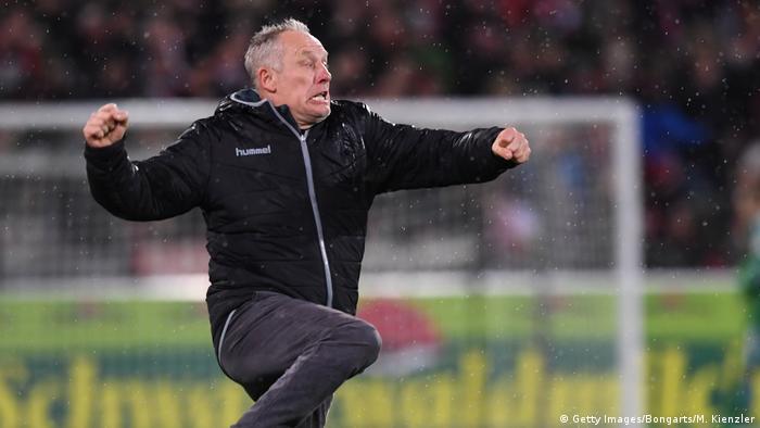 1. Bundesliga - SC Freiburg - RB Leipzig Christian Streich (Getty Images/Bongarts/M. Kienzler)