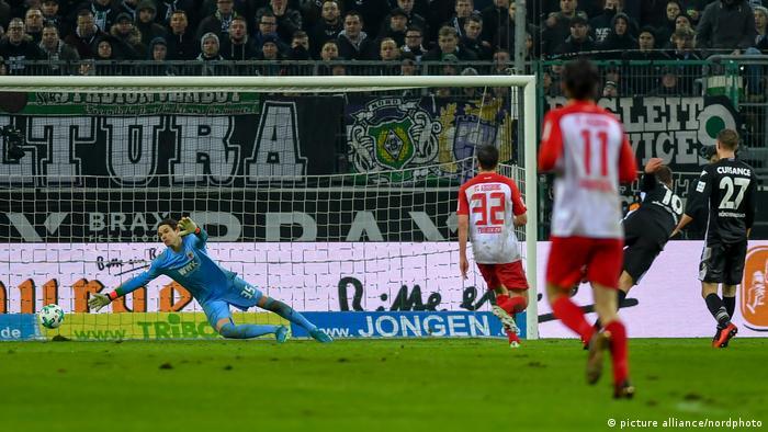 1. Bundesliga Borussia Mönchengladbach vs FC Augsburg (picture alliance/nordphoto)