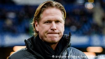 HSV-Trainer Markus Gisdol (picture-alliance/dpa/A. Heimken)