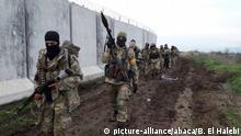 Syrien FSA Kämpfer Angriff auf Afrin Operation Olivenzweig