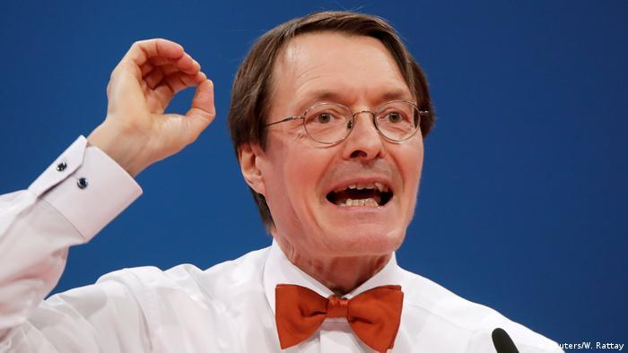 Außerordentlicher SPD-Parteitag Karl Lauterbach