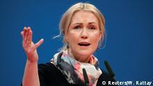 Außerordentlicher SPD-Parteitag Manuela Schwesig