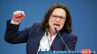 Στις 22 Απριλίου θα κριθεί η υποψηφιότητα της Αντρέα Νάλες