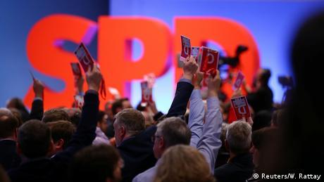 """""""Ναι"""" των Σοσιαλδημοκρατών στον μεγάλο συνασπισμό"""