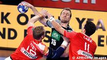 Handball EM Deutschland Dänemark (AFP/Getty Images)