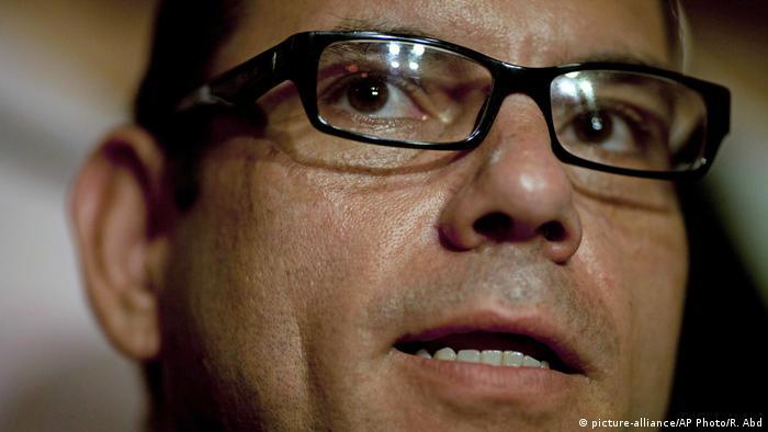 Guatemala - Manuel Baldizon (picture-alliance/AP Photo/R. Abd)