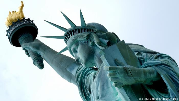 The Statue of Liberty (picture-alliance/dpa/K. Kurek)