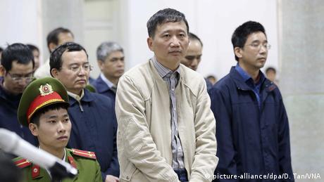 Викраденого у Німеччині бізнесмена засудили до довічного ув'язнення у В'єтнамі