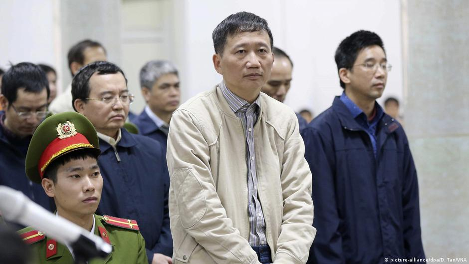 Vietnamese businessman kidnapped in Berlin gets life in prison in Hanoi | News | DW | 22.01.2018
