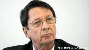 Ehrhart Körting, Berliner Senator für Inneres (Archiv, Foto: dpa)