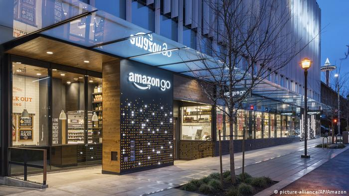 Seattle Eröffnung Amazon-Supermarkt ohne Kassen