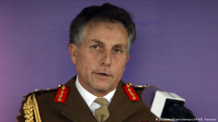 Head of British Army urges United Kingdom to keep up with enemies