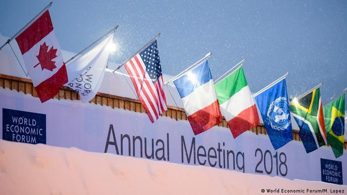 WEF 2018 meeting