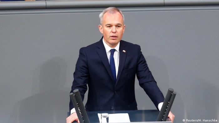 Deutschland Bundestag - 55 Jahre Élysée-Vertrag
