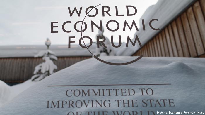 Schweiz WEF 2018