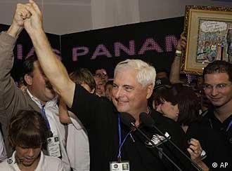 Ricardo Martinelli (Foto: AP)