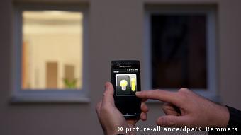 Смартфон выключит свет, если вы забыли